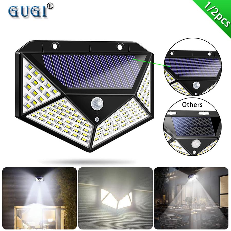 Solar Ed 600lm Pir Motion Sensor